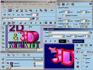 Pysoft 2d 3d Animator 3d Software Windows Freeware Py