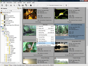 3D Photo Browser, Freeware, Windows