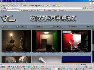VIRTUALIGHT, Freeware, Windows