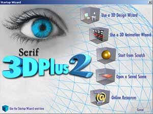 3dPlus, Freeware, Windows