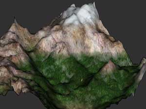 Terrain Texture Generator, Freeware, Windows