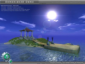 Demoniak3D, Freeware, Windows