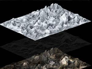 Visual Terrain Maker 3D Software Windows Freeware, UNGSoft ...