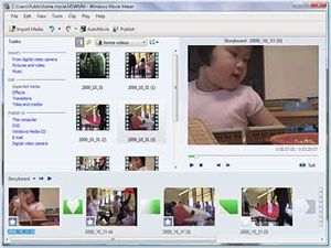 Windows Movie Maker, Freeware, Windows