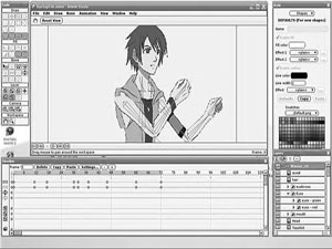Anime Studio, Shareware, Windows, Macintosh, other