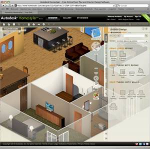 Autodesk Homestyler 3d Software Windows Freeware Autodesk