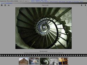Coppermine Photo Gallery Web Design Windows Freeware