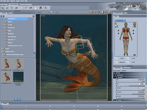 Daz Studio 3d Software Windows Macintosh Other