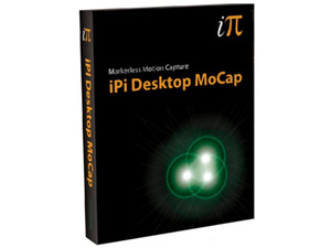 iPi Desktop Motion Capture, Freeware, Windows