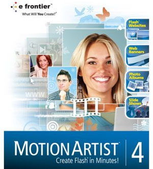 MotionArtist Shareware, Shareware, Windows