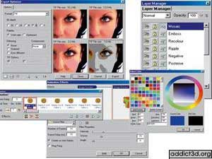 Free 2d 3d software design art download free graphic Free graphic design software for windows