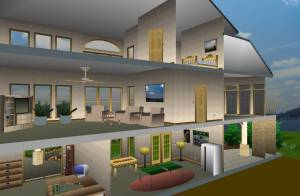 Punch Professional Home Design, Freeware, Windows