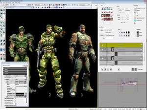 UDK Unreal Developers Kit 3D Software Windows Freeware, Epic