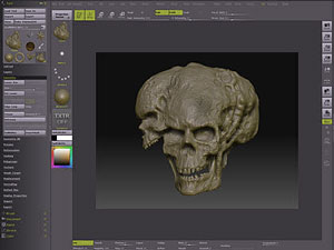 Zbrush 3d Software Windows Macintosh Other Shareware