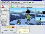 Animoids 3D Movie Maker, Shareware, Windows