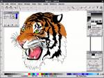 Skencil is a Free Software, 2D PixelPhoto Editor, Windows, download software
