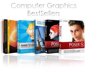 computer graphics bestsellers by amazon